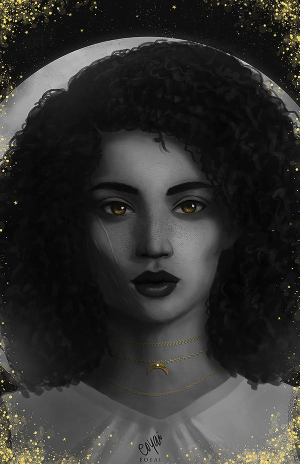 Princess Winter by eoyai