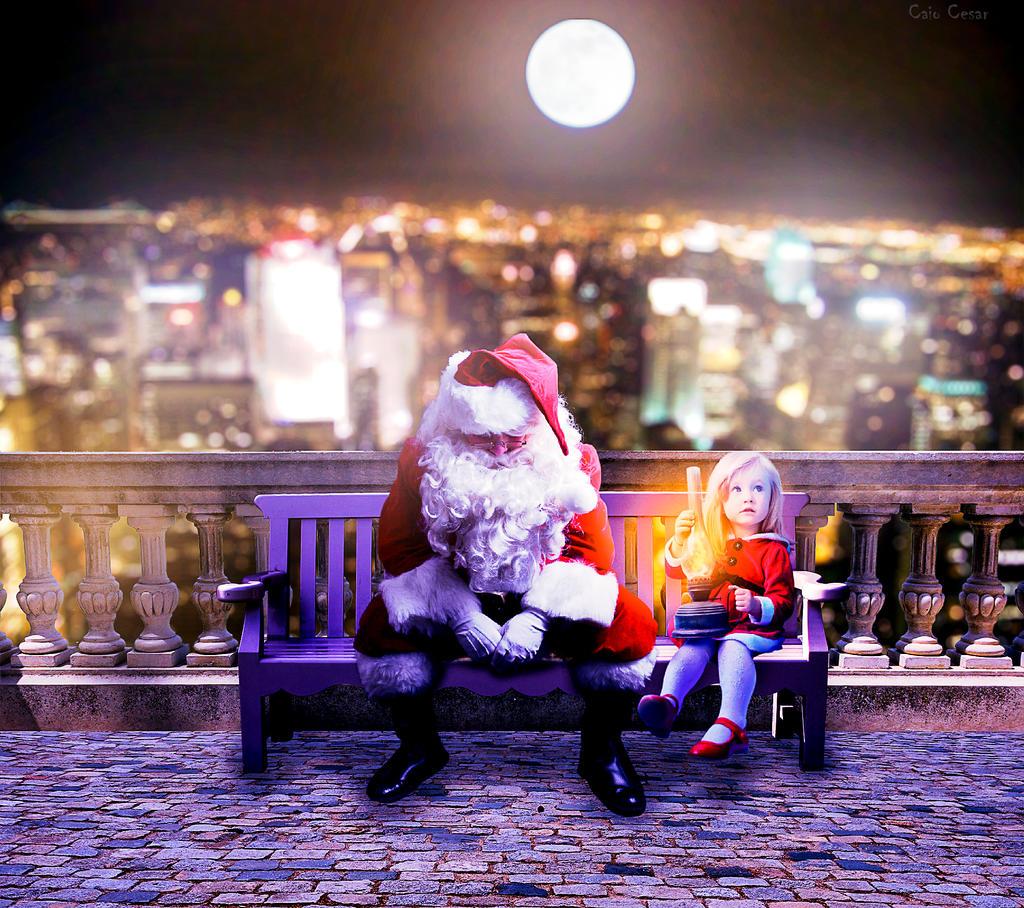 Menina Noel