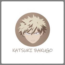 Katsuki Bakugo My Hero Academia fanart