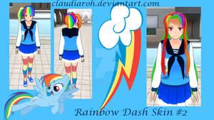 Rainbow Dash Skin #2 Yandere Simulator