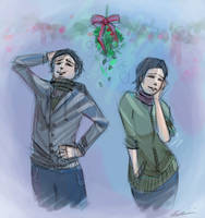 mistletoe--
