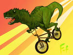 dinosaur MTB