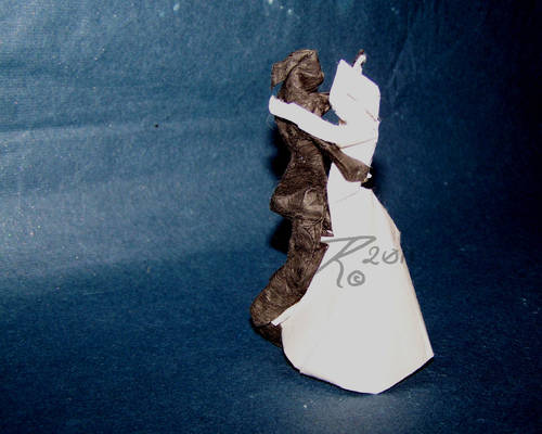 Folded Wedding