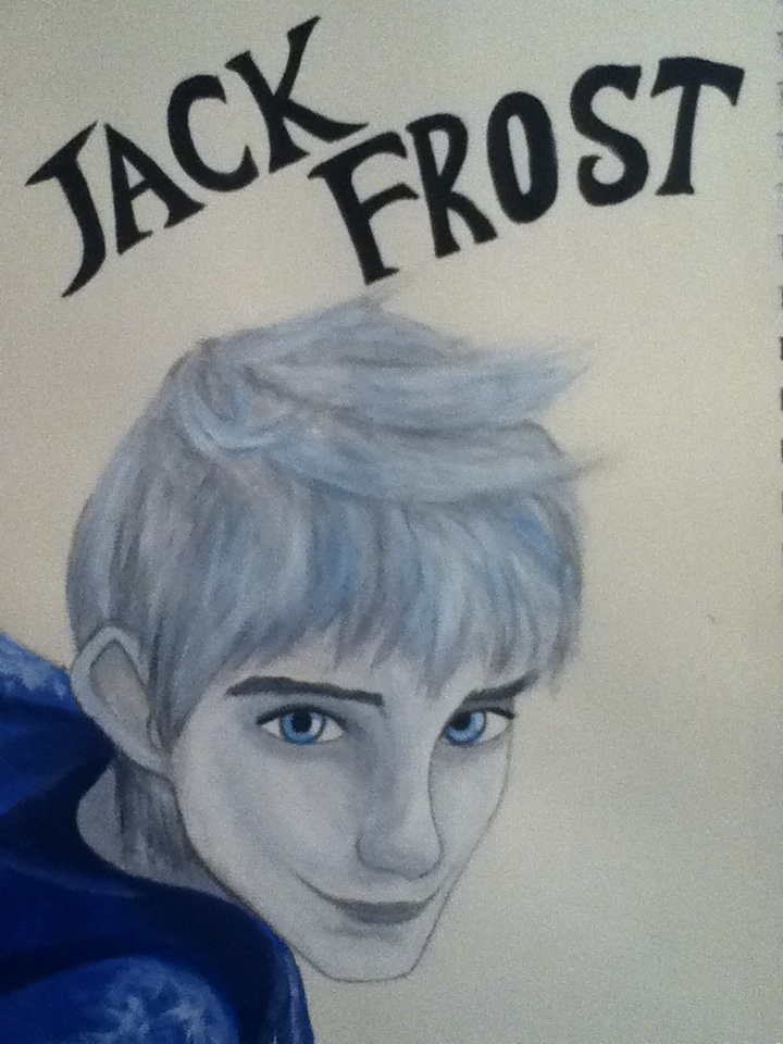 Jack Frost Fan Art by KayleniaArt