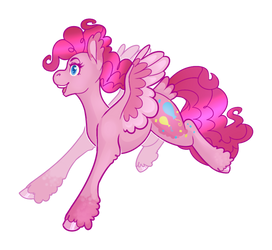 Pinkie Pie G5 by ShanaWGoddess