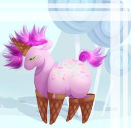 Ice Cream Unicorn