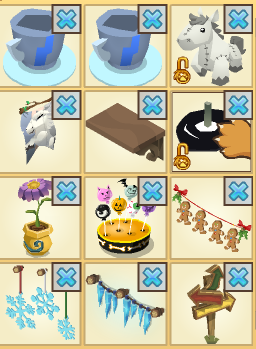 Selling or Tradeing items (list 2 of 7) by whiskers2413