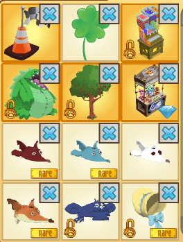 Selling or Trading Items (list 3 of 7) by whiskers2413
