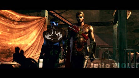 Legacy of Wesker