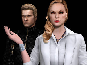 Project Wesker (W.I.P)
