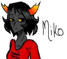 Me as a troll by setokaibagirl749