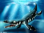 Liopleurodon ferox