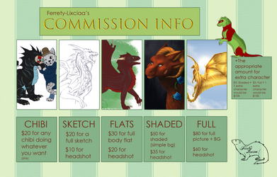 My Commission Sheet by Ferrety-Lixciaa