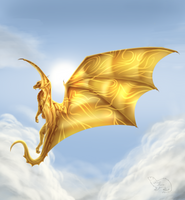 Gold by Ferrety-Lixciaa
