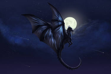 You hover like a Humming bird by Ferrety-Lixciaa