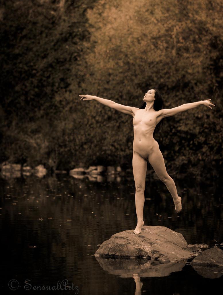 anne lake ballet by GazzaA