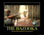 Bazooka Demotivator
