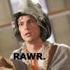 Spencer Reid Icon 3 by Blackout-Resonance