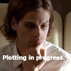 Spencer Reid Icon 7 by Blackout-Resonance