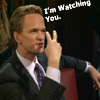 Barney Stinson Icon by Blackout-Resonance