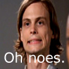 Spencer Reid Icon 20 by Blackout-Resonance
