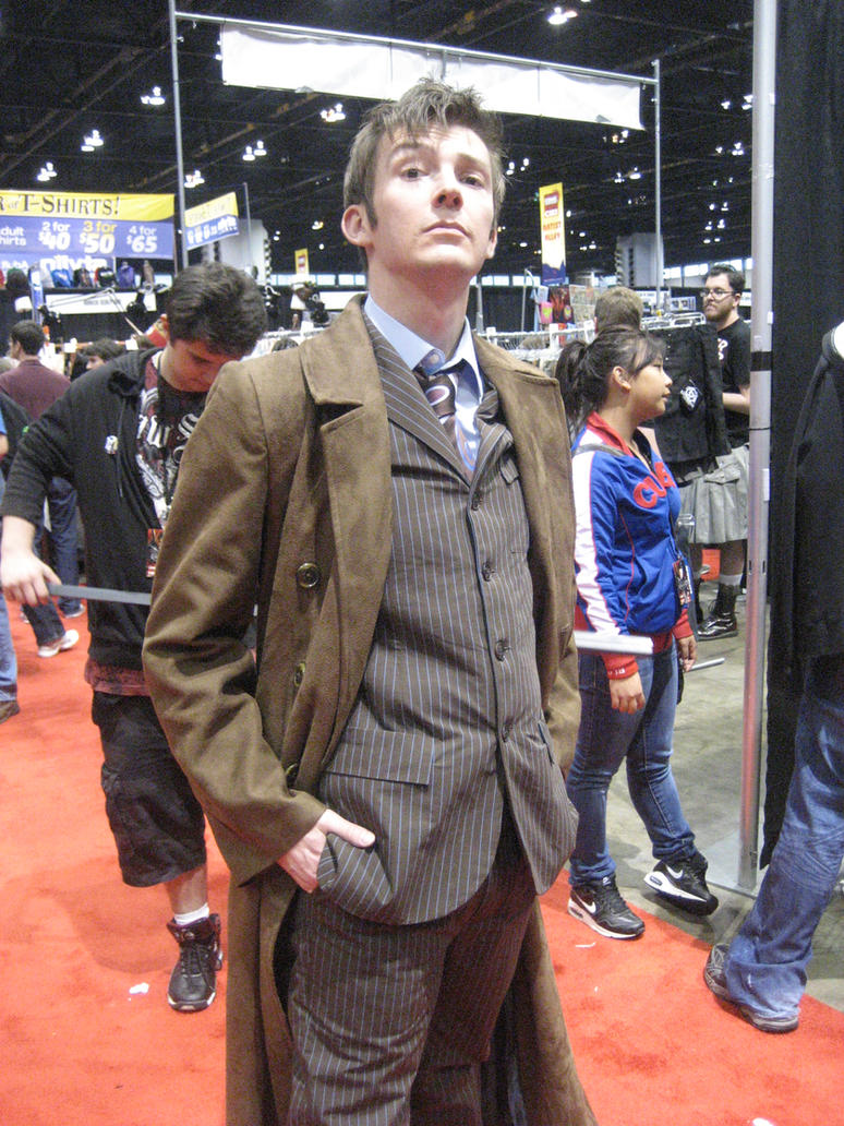sc 1 th 259 & 10th Doctor Costume Women