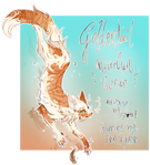 Goldentail - Warrior Cat OC