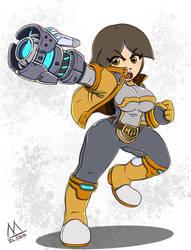 MII gunner by meatboom