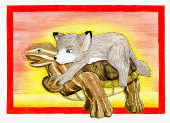 So fluffy by Farkas64