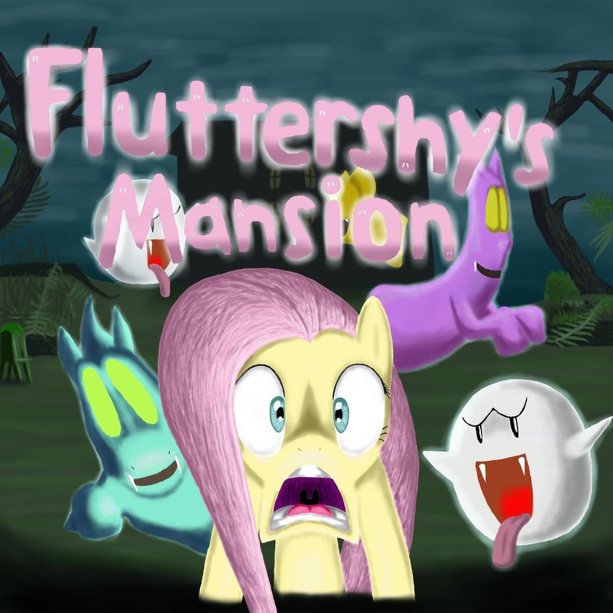 Fluttershy's Mansion by Motherless-Goat666 on DeviantArt