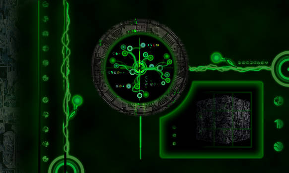 BORG Desktop by Borg0007