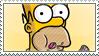 Homer Simpson by bschulze