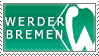 Werder Bremen Stamp by bschulze