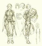 Eladrin Paladin CharacterSheet