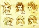 Kingdom Hearts Gelflings