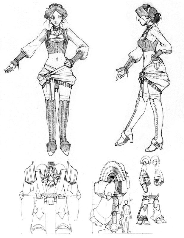 Final Concept - Ran