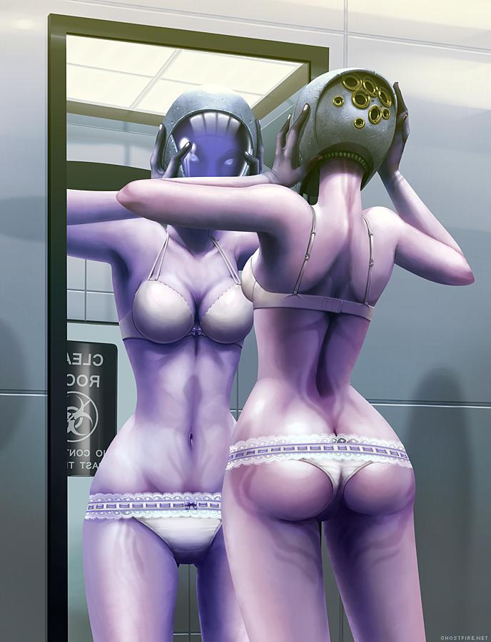 Mass Effect: Shepard's Present