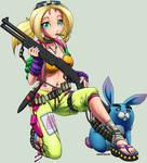 Anime Overload III - Mascots