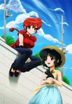 Ranma - Summer Vacation