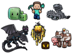 Lil' Minecraft Monsters 2