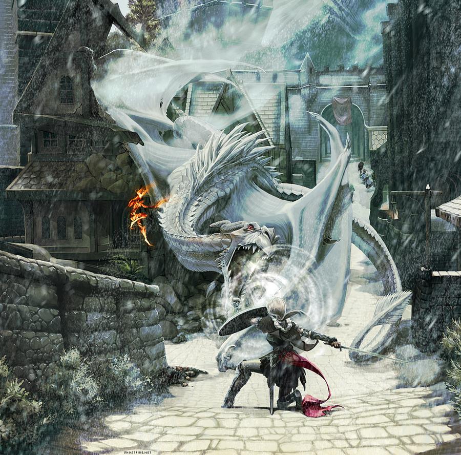 Skyrim Wallpaper: The Destruction Of Solitude By Ghostfire On DeviantArt