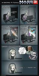 Mass Effect 3 Reactions *non-spoilery*