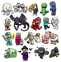 Lil' Minecraft Monsters REBOOT