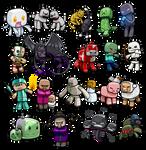 Lil' Minecraft Monsters REBOOT