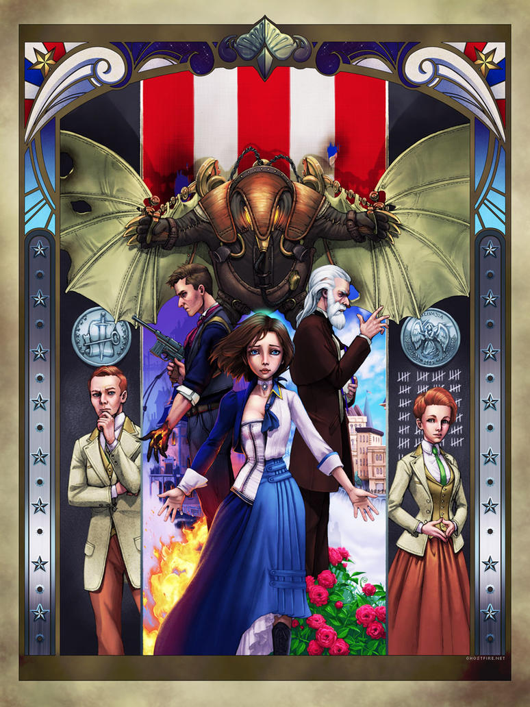 *Bioshock Infinite* Constants and Variables by ghostfire