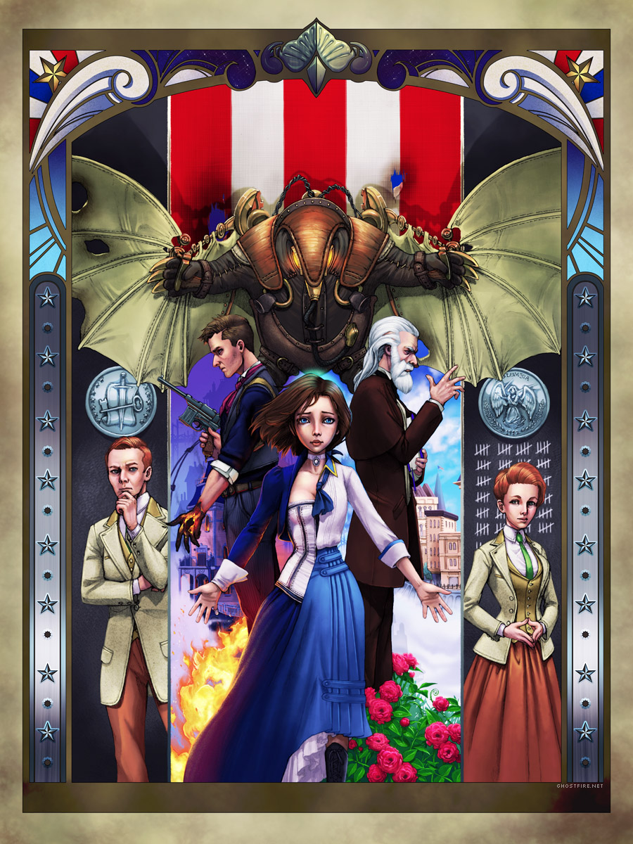 *Bioshock Infinite* Constants and Variables