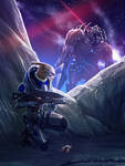 Mass Effect: The Ashes of Menae