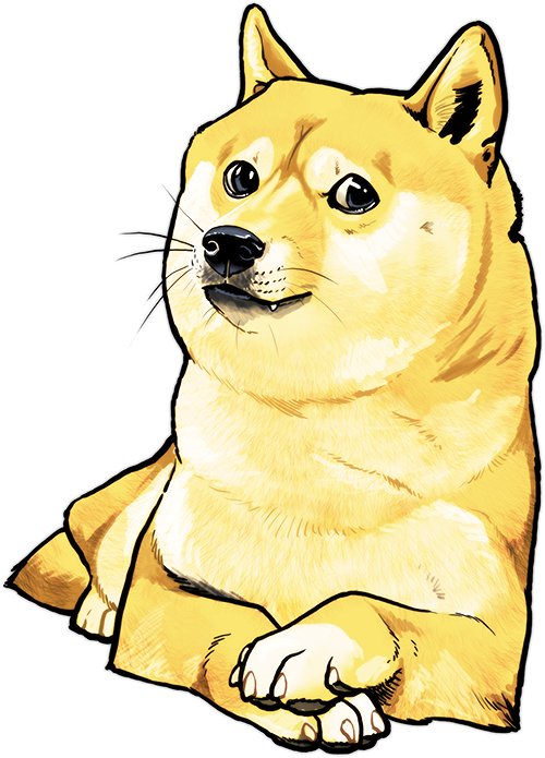 such doge by ghostfire