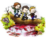 Team Free Will Goes Exploring