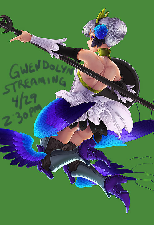 Gwendolynstreaming3 by ghostfire